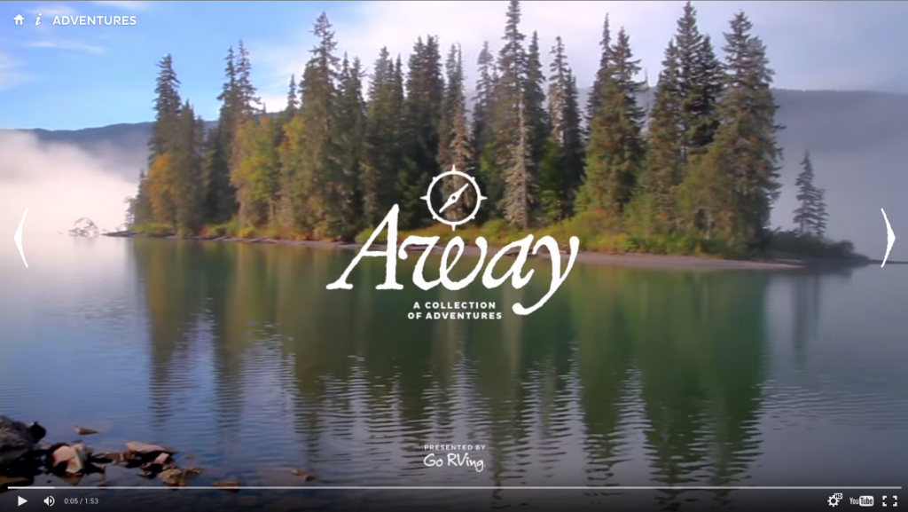 GoRVing - Away