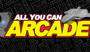 All You Can Arcade