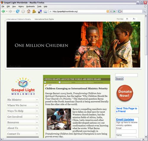 gospellightworldwide.org